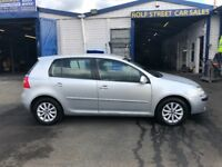 VW golf 1.9 diesel automatic MOT Service history low mileage 39,000 on the clock damage repair