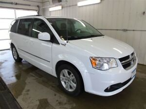 2016 Dodge Grand Caravan Leather Seating, Power Liftgate