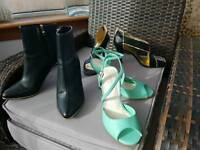 Shoes and boots for sale size 5