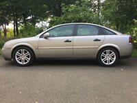 2004 Vauxhall Vectra 1.8i 16v LS 5dr LOW MILES Petrol, Manual