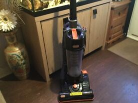 Vax 2200watt upright vacuum cleaner
