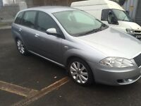 FIAT CROMA M-JET JTD 2006 DIESEL MOT TILL 22/11/2017 EXCELLENT CONDITION