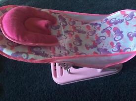 Mothercare baby bath seat