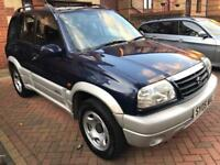Suzuki Grand Vitara lovely car and very cheap