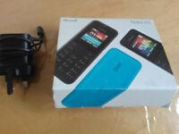 Nokia 105 - Black (Unlocked) Mobile Phone