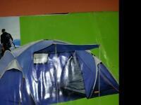2 double room tent