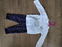 Baby clothes new and used 6-9 months