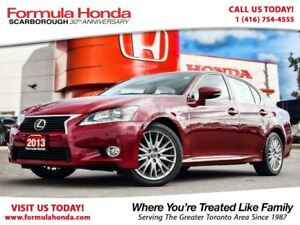 2013 Lexus GS 350 $100 PETROCAN CARD YEAR END SPECIAL!