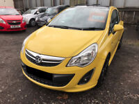 Vauxhall Corsa 1.2 i 16v Limited Edition - 2011, SATNAV, 2 Owners, 12 Months MOT, Service History!