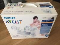 Philips Avent ISIS IQ Duo Twin Electronic Breast Pump.