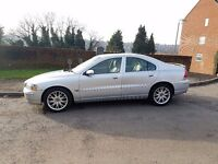 VOLVO S60 D5 SPORT DIESEL 6 SPEED,FULL SERVICE HISTORY,FULLY LOADED.