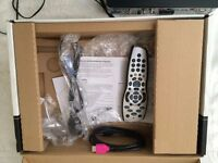 sky box-hd 500 gig recordable memory with wi fi