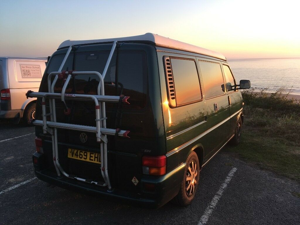 VW T4 Pop Top Camper Van | in Downend, Bristol | Gumtree