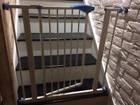 Lindam stair gate for £10