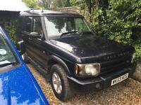 2003 Discovery Td5 Gs Manual 7 Seater, new mot and remapped