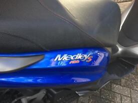Piago Medley 125 CC scooter