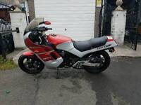 Honda cbx 750 1985 with low mileage