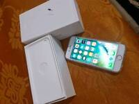 Apple iPhone 6 unlocked 128gold mint condition