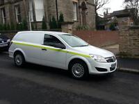 Vauxhall Astra H 1.7cdti Van 2012