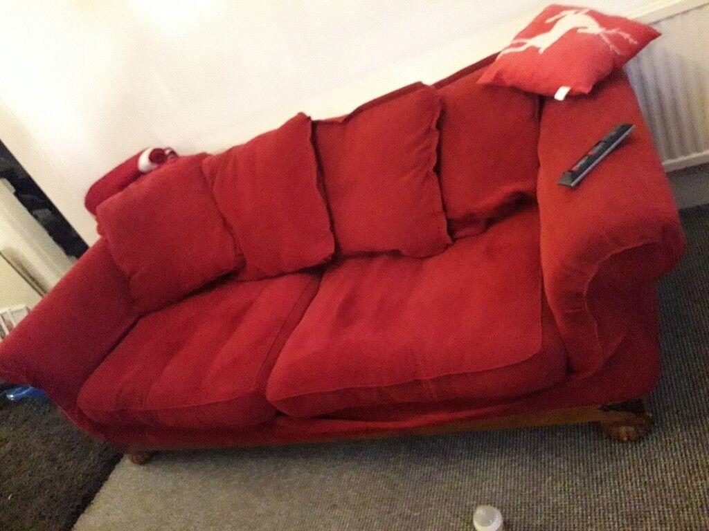 £50ono full sofa set £50ono *read description*