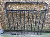 Small iron gate