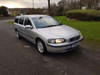 Volvo V70 Torslander Estate cheap estate car drives great good condition