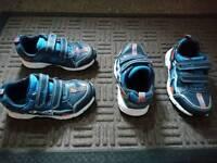 Kids shoes Clark's x 4 pairs