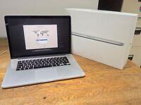 "Apple MacBook Pro Retina 15.4"" Late-2013 2.0GHz i7 Quad Core 16GB RAM ME293B/A"
