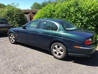 Jaguar 3.0 v6 auto leather seats very nice example