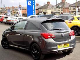 VAUXHALL CORSA 1.4 LIMITED EDITION 3dr *Save £££s on New* (grey) 2016