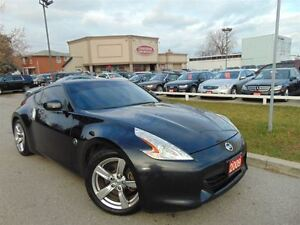 2009 Nissan 370Z TOURING-LEATHER-6SPD-WINTER PRICE $17,777!!!