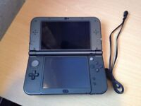 New Nintendo 3DS XL and Pokemon Y.