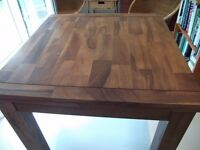 Solid wood Extending dinning table