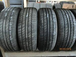 255/50R19 SET OF 4 MATCHING USED EVERGREEN A/S TIRES