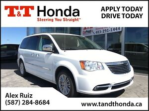 2014 Chrysler Town & Country Limited *Dual DVD/Blu-ray, remote s