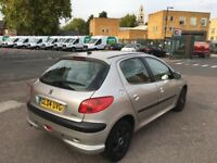 2004 Peugeot 206 Automatic Good Runner with mot