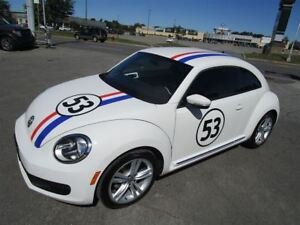 2014 Volkswagen Beetle 2.5L ÉDITION HERBIE,60000KM,GARANTIE,A-1