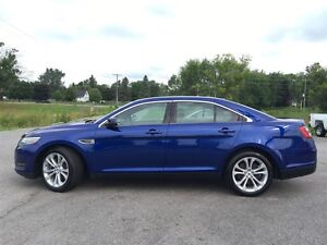 2013 Ford Taurus SEL - LOADED -LEATHER LOW KM'S