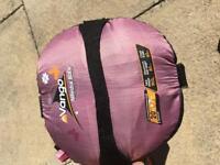 Kids junior sleeping bag