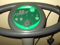 impulsion vibro plate,lots of functions.