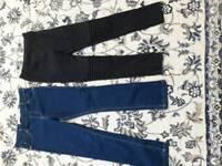 Girls jeans.