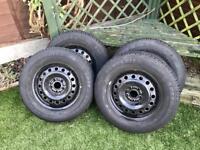 Winter tyres 215/70 R16