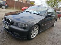 BMW 3 SIRIES 1.8 PETROL MOT 2002 CLEAN £995