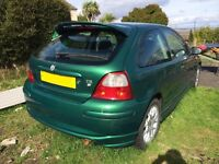 MG ZR 105+ ATOMIX GREEN