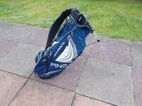 Ping Latitude V2 carry bag