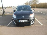 Citroen C3 Picasso Exclusive 5 door MPV 2010
