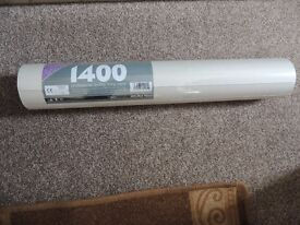 4 X DOUBLE ROLL 1400 PRO/QUALITY LINING PAPER