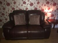 3 & 2 seater for sale