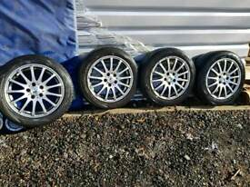 "Audi/Vw/Seat 15"" Alloy wheels."