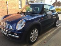 BMW Mini 1.6, 12 months mot and very good condition